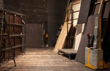 theater storage space